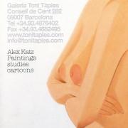 Paintings, studies, cartoons