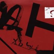 Negre sobre vermell, 2008