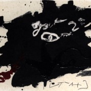 Roig i negre 1, 1985