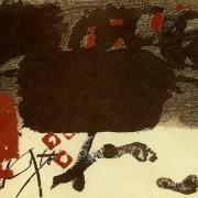 Roig i negre 4, 1985