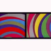 Irregular Arcs From Four Sides, 1997