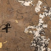 Graffiti sobre ciment, 1990