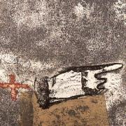 Mà i creu sobre gris, 1990