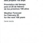 Daniel Jacoby – Pronòstic