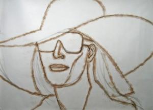 Black hat (Kristy)